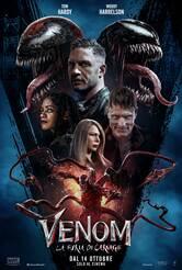 Locandina Venom: La furia di Carnage