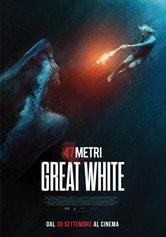 Locandina 47 metri: Great White
