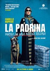 Locandina La Padrina - Parigi ha una nuova regina