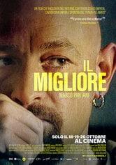 Locandina Il migliore. Marco Pantani