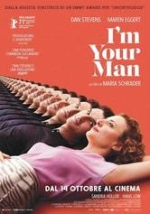 Locandina I'm Your Man