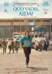 Locandina Quo vadis, Aida?
