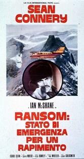 Ransom: stato di emergenza per un rapimento