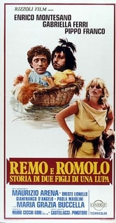 Remo e Romolo - storia di due figli di una lupa movie