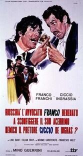 Riuscirà l'avvocato Franco Benenato...