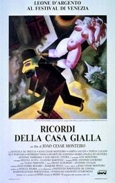 Recordacoes Da Casa Amarela – Ricordi Della Casa Gialla (1989)