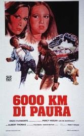 6000 km di paura