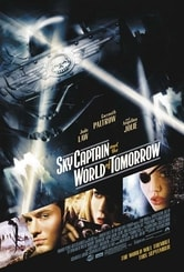 locandina di Sky Captain and the World of Tomorrow