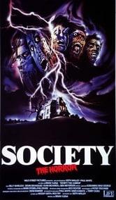 Society - The Horror