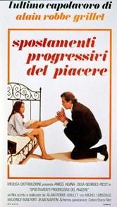 Spostamenti progressivi del piacere