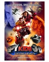 Spy Kids. Missione 3-D Game Over
