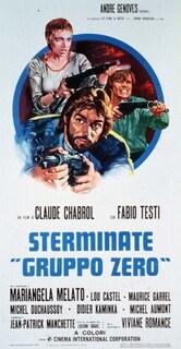 """Sterminate """"Gruppo Zero"""""""