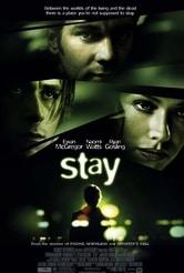Stay. Nel labirinto della mente