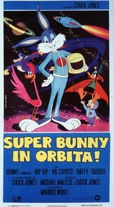 Super Bunny in orbita