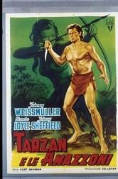 Tarzan e le amazzoni
