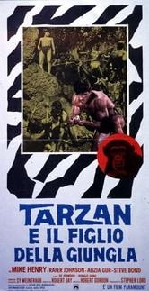 Tarzan e il figlio della giungla