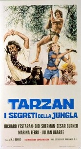 Tarzan e i segreti della giungla
