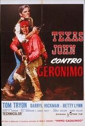 Texas John contro Geronimo