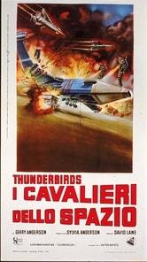 Thunderbirds i cavalieri dello spazio