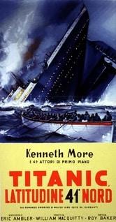 Titanic, latitudine 41 nord