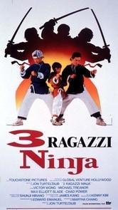 3 ragazzi ninja
