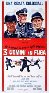 Tre uomini in fuga