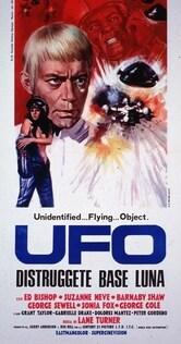 Ufo, distruggete base Luna
