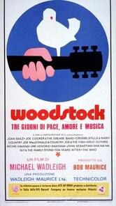 Woodstock - Tre giorni di pace amore e musica