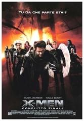 X-Men. Conflitto finale