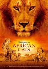 African Cats. Il regno del coraggio