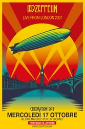 Led Zeppelin. Celebration Day