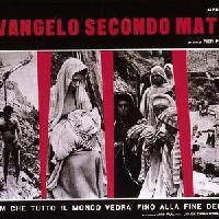 27 settembre - Il Vangelo secondo Matteo ed Enrique Irazoqui