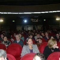 Jeremy Irons al Film Festival di Lucca. Premio alla carriera e incontro con la Maghella.
