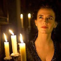 EVA GREEN la magia dell'immagine trasmessa. emozioni splatter in PENNY DREADFUL