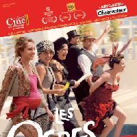 """Faticosa la vita del teatro itinerante! Anche al cinema, in Italia: IL CASO """"LES OGRES""""."""