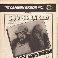 Aneddoti e curiosità by Dizionario del Turismo Cinematografico: L'inedito Cannon Group con Bud Spencer