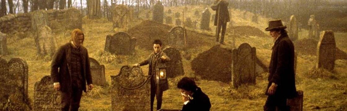 Il mistero di sleepy hollow 1999 for Il tuo ex non muore mai trailer ita