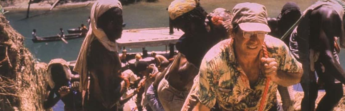 The Mosquito Coast Movies & Media Adaptations