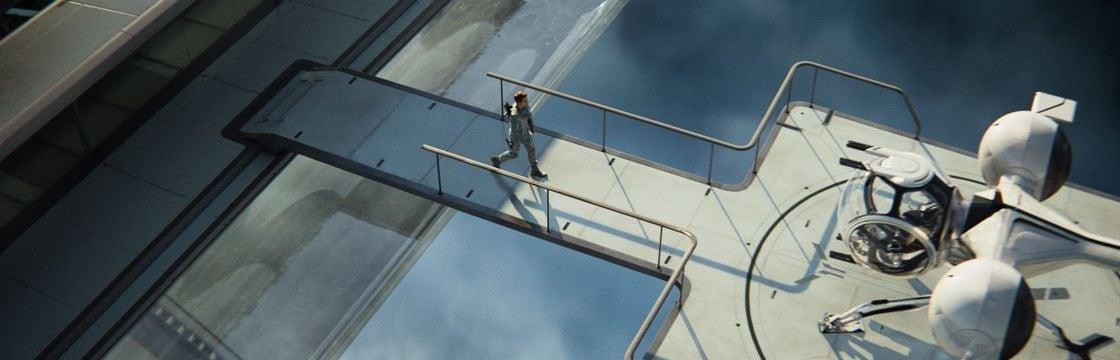 Oblivion 2013 for Il tuo ex non muore mai trailer ita