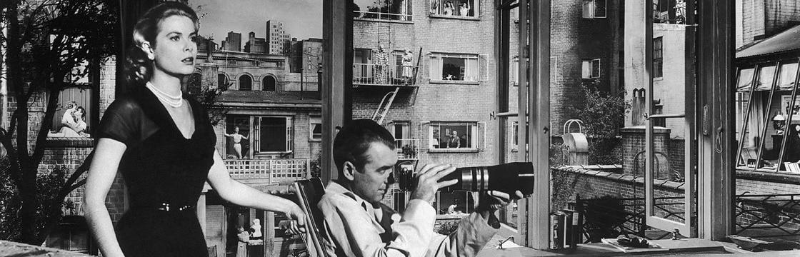 La finestra sul cortile 1954 - La finestra sul cortile trailer ita ...