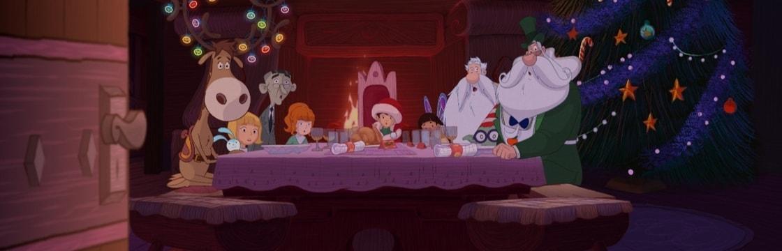 L Apprendista Di Babbo Natale.L Apprendista Babbo Natale Sulle Ali Del Natale 2013 Filmtv It
