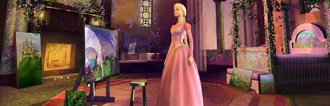 Barbie raperonzolo filmtv