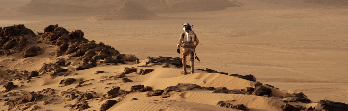The Martian Streaming