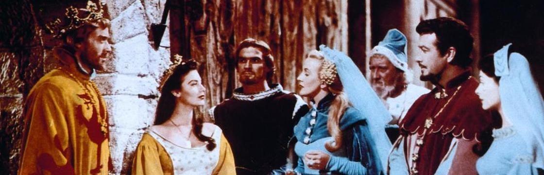 I cavalieri della tavola rotonda 1953 - Film sui cavalieri della tavola rotonda ...