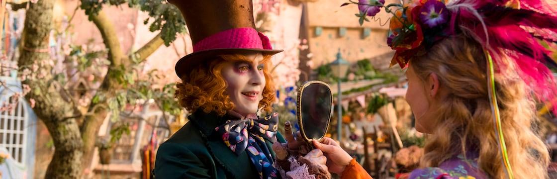 Alice attraverso lo specchio 2016 - Alice e lo specchio ...