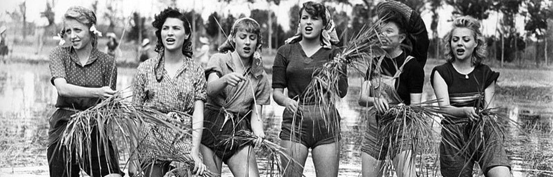 Riso amaro 1948 - Tavolo n 19 film completo ...