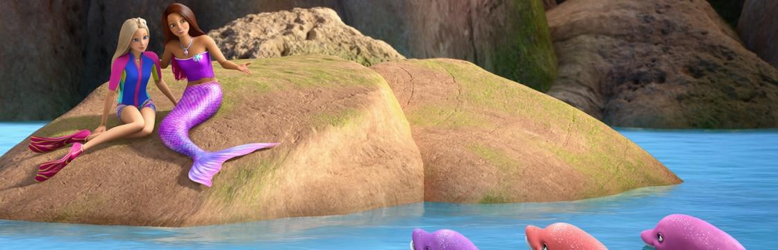 barbie e la magia del delfino streaming ita