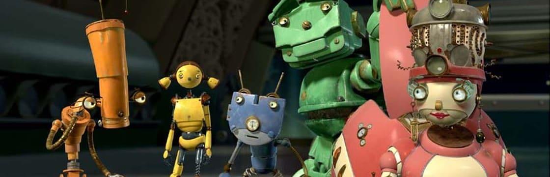Robots streaming filmtv