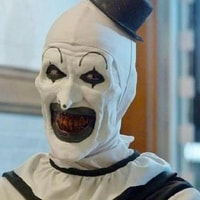 Art, il clown che non fa per nulla ridere