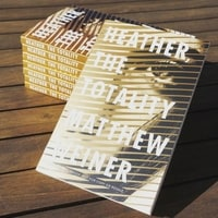 Libri a(ni)mati: Heather, the Totality di Matthew Weiner